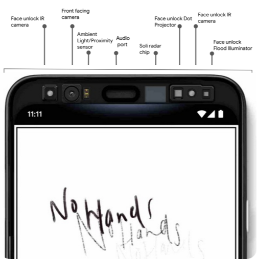 (Don't) hold the phone: new features coming to Pixel 4